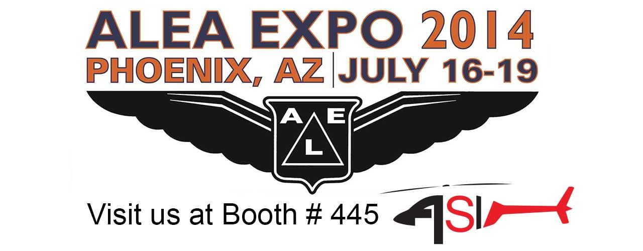 Visit us at ALEA 2014, Booth #445